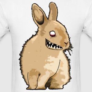 Monster Bunny - Men's T-Shirt