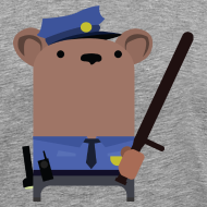 Design ~ Mr.Security Bear