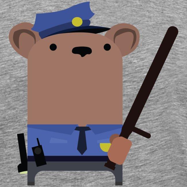Mr.Security Bear