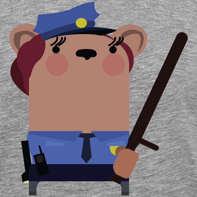 Mrs.Security Bear