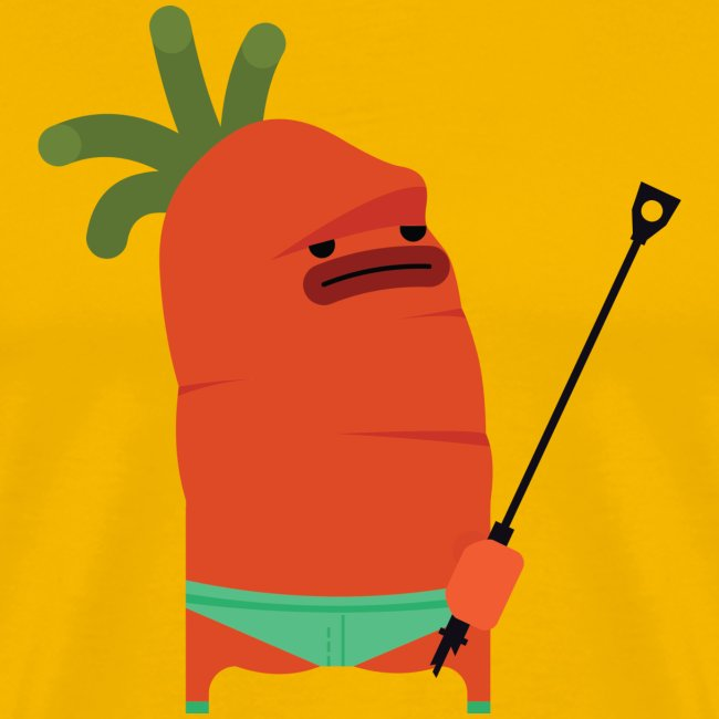 Kinky the Carrot