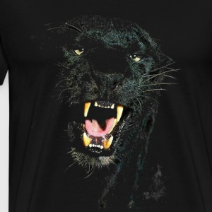 Black-Panther T-Shirts - Men's Premium T-Shirt