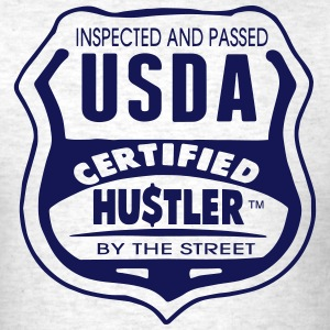 CERTIFIED HUSTLER T-Shirts - Men's T-Shirt