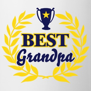 Best Grandpa Bottles & Mugs - Coffee/Tea Mug