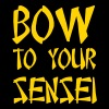 Bow to your sensei T-Shirts - Men's Premium T-Shirt