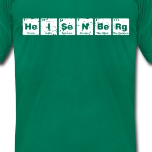 heisenberg T-Shirts - Men's T-Shirt by American Apparel