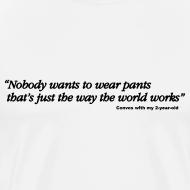 Design ~ Coco - quote pants