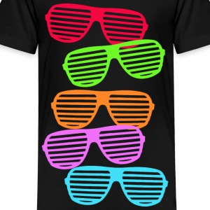 Retro Sunglasses Kids' Shirts - Kids' Premium T-Shirt