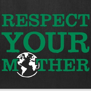 respect your mother Bags & backpacks - Tote Bag