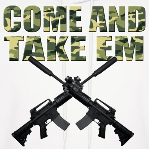 Come and Take Em Hoodies - Men's Hoodie