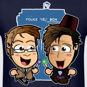 Doctor Who - 50th Anniversary T-Shirts - Men's T-Shirt