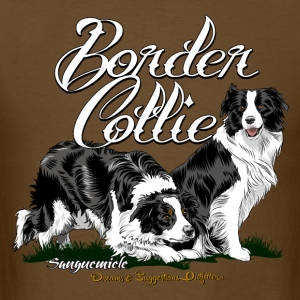 border_collie T-Shirts - Men's T-Shirt
