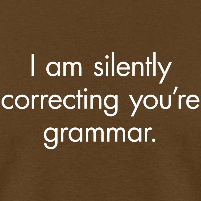 Silent Correction