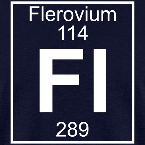 fl (flerovium) - Element 114 - pfll