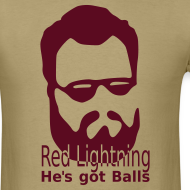 Design ~ Red Lightning's got Balls