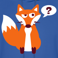 Design ~ What Does The Fox Say Hoodie