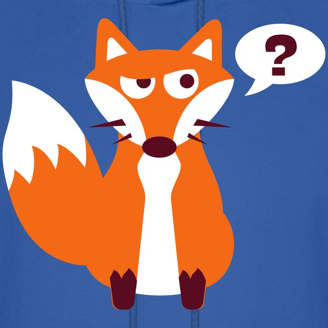 What Does The Fox Say Hoodie