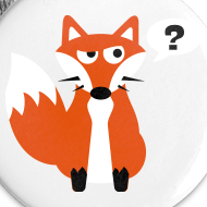 Design ~ What Does The Fox Say Buttons