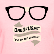 Design ~ One Of Us Put On The Glasses