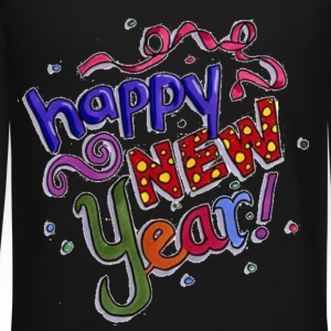 Happy New Year Long Sleeve Shirts - Crewneck Sweatshirt