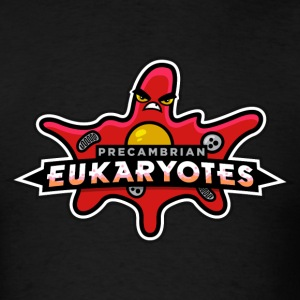 Precambrian Eukaryotes - The History League T-Shirts - Men's T-Shirt