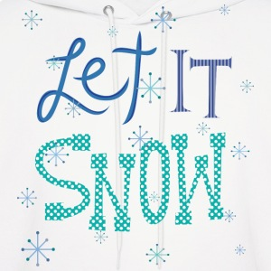 Let It Snow Hoodies - Men's Hoodie