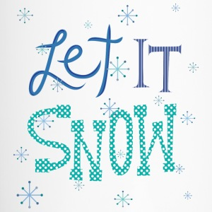 Let It Snow Bottles & Mugs - Travel Mug