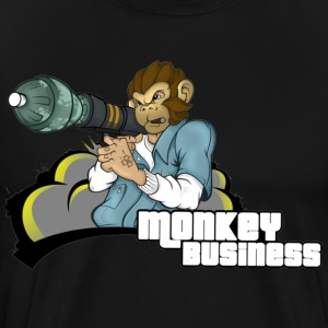 Monkey Business GTA 5 - Men's Premium T-Shirt