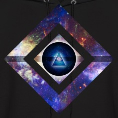 Center of Existence Hoodies