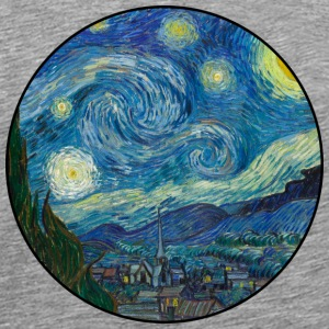 Starry Night T-Shirts - Men's Premium T-Shirt