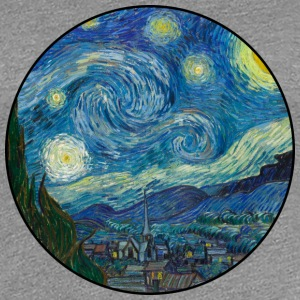 Starry Night Women's T-Shirts - Women's Premium T-Shirt