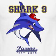 Design ~ Passpo Shark White/Navy