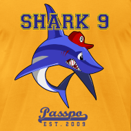 Design ~ Passpo Shark Gold