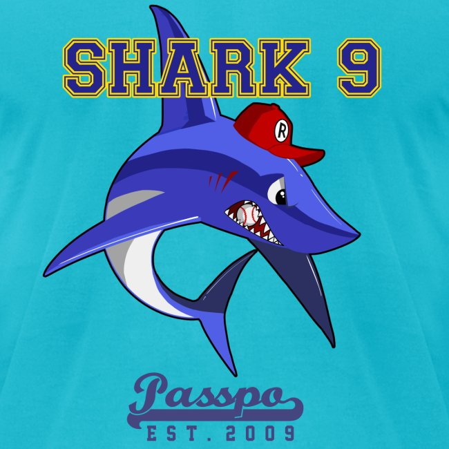 Passpo Shark Gold