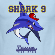 Design ~ Passpo Shark Sky/Navy