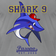 Design ~ Passpo Shark Slate