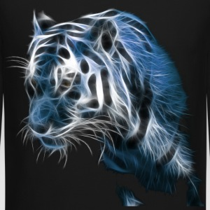 Tiger Long Sleeve Shirts - Crewneck Sweatshirt