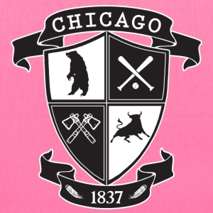 A Chicago Crest Bags & backpacks - Tote Bag