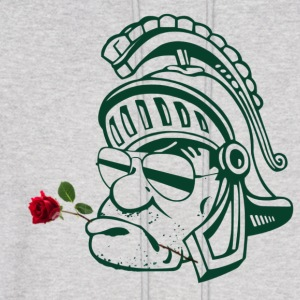 Sparty Rose Sweatshirt - Men's Hoodie