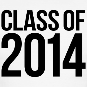 CLASS OF 2014 T-Shirts - Men's Ringer T-Shirt