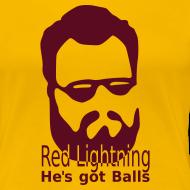 Design ~ Red Lightning's got Balls