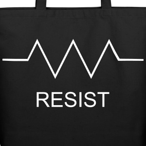 Resistance - Tote - Eco-Friendly Cotton Tote
