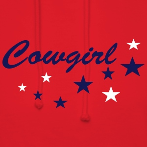 Cowgirls with stars Hoodies - Women's Hoodie