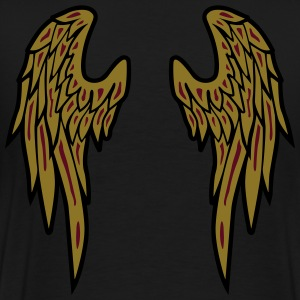 Angel wings - Angelwings T-Shirts - Men's Premium T-Shirt
