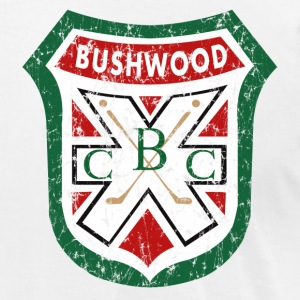 Bushwood Country Club Crest T-Shirts - Men's T-Shirt by American Apparel