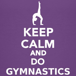 Keep calm and do Gymnastics Kids' Shirts - Kids' Premium T-Shirt