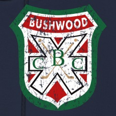 Bushwood Country Club Crest Hoodies