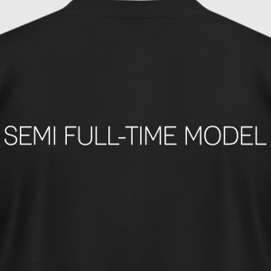 Most Popular Girls Semi Full-Time T-Shirts - Men's T-Shirt by American Apparel