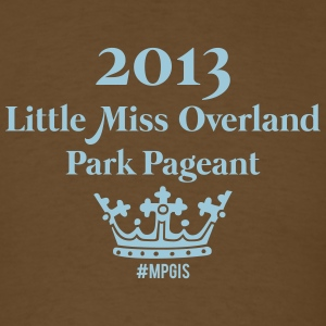 Most Popular Girls Little Miss Overland T-Shirts - Men's T-Shirt