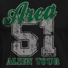 Area 51 Tour T-Shirts